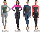 3 /2mm Women's Roxy SYNCRO Full Wetsuit