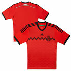 Mexico Mens Adidas Replica Away Red Soccer Jersey