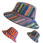 Cotton Bucket Sun Hats - Fishermens - Festivals - Hippy - Backpacking