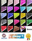 DIY Jewellery Making Glass Beads Round 4mm & 6mm Various Colours
