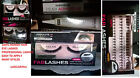New FABLASHES Remy Hair 100% Human Hair Absolute NY black Eye Lashes Pick 1Pair