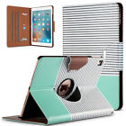 Slim Magnetic PU Leather Case Auto Wake/Sleep Smart Cover for iPad Pro 9.7-inch