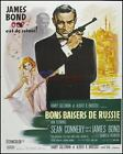 From Russia With Love Vintage Movie Poster / Photo 2 Sizes Repro : #UC1230 £4.89 GBP