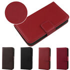 Luxury Flip Genuine Leather Case Cover Wallet Protection Skin For Smarephones