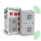 Electronic Ultrasonic Pest Control  Mosquito Cockroaches Mouse Insect Repeller