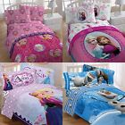 nEw DISNEY FROZEN BEDDING SET - Elsa Anna Olaf Comforter Sheets Pillowcase