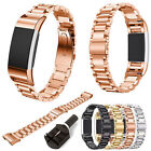 Stainless Steel Bracelet Watch Wrist Band Loop Strap For Fitbit Charge 2 (2016)