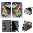"""For Kindle Fire hd Case 8.9 """" Tablet Case Book Style Stand Leather Card ID Slots"""
