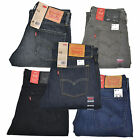 Levis 514 Jeans Straight Leg Levi's Slim Denim Stretch Motion Mens 30 33 34 35