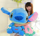 Stich boy Pink Blue Children Birthday Valentine's day Gift Doll Toy High Quality