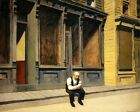 EDWARD HOPPER SUNDAY FINE ART PRINT