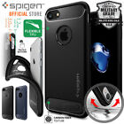 [FREE EXPRESS] iPhone 7 Case, SPIGEN RUGGED ARMOR Soft Tough Cover for Apple
