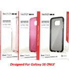 Tech21 Advanced Impact Case Cover Eov Check For Samsung Galaxy S6 In Retail Box