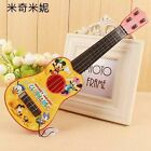 Lot Mickey Minnie plastic guitar simulation instrument Kids music Toys O254