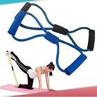 8 Type New Heavy Resistance Bands Tube Workout Exercise for Yoga S
