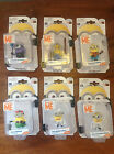 "DESPICABLE ME POSEABLE 2"" ACTION FIGURE MINION   BNIP    AGE 4+"