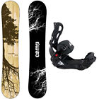 Camp Seven Roots CRC with System LTX Rear Entry Bindings Men's Snowboard Package