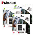 Kingston 80MB 8GB 16GB 32GB 64GB  micro SD HC / SDXC UHS-I Class10 Memory Card for sale  Shipping to Nigeria