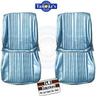 1965 Cutlass Holiday Front & Rear Seat Covers Upholstery - PUI New