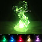 Horse Shaped Light Changing Color Night LED Cartoon Lamp Christams Decorations 1