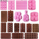 3D Silicone Cake Decorating Candy Cookies Chocolate Baking Tray Pan Mould Tools cheap