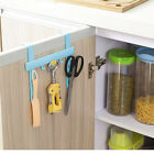Home Kitchens Storage Door Rack Five Hooks  Rack Holders Bathroom Towel Hangers