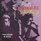 the Anti Nowhere League - The Horse Is Dead-Live