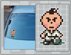 POO Sprite Vinyl Decals from Earthbound NES Car Laptop Sticker PICK A SIZE!