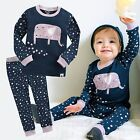 "Vaenait Baby Toddler Kids Boy Clothes Sleepwear Pajama Set ""Humming Kori"" 12M-7T"