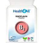 Health4All Vitamin B2 Riboflavin 100mg Tablets | Migraine attacks | Headache