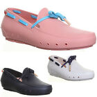 12158 Genuine Mocks Mocklite Driver Womens Rubber moccasin Shape Ladies Flat Sho