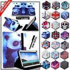 Folio Stand Leather Cover Case For Various Samsung Galaxy Tab S / S2 + STYLUS
