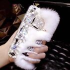 Fox Soft Warm Rabbit Fur Furry Case Cover For Apple iPhone 7/7 Plus Covers llc