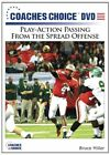 NEW Play-Action Passing From the Spread Offense (DVD)