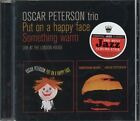 Put on a Happy Face + Something Warm, Oscar Peterson Trio, 8436028699506 * NEW *