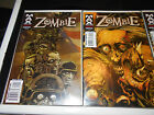 MAX COMICS ZOMBIE COMIC BOOKS LOT OF 4