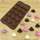 60 Shapes Silicone Cake Decorating Moulds Candy Cookies Chocolate Baking Mold