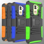 Hybrid Kickstand Case & Holster for LeEco Le Pro 3 Belt Clip Hard Phone Cover