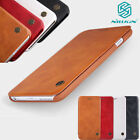 Nillkin Qin Luxury Flip Wallet Slim Leather Case Cover For iPhone X 6S 8 7 Plus