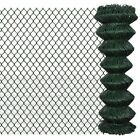 NEW Galvanized Steel Wires PVC Coating Garden Fencing Green Sizes Selectable