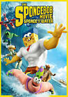The SpongeBob Squarepants Movie: Sponge out of Water (DVD, 2015) VG Condition