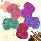 Silicone Brush Cleaner Cosmetic Cleaning Mat Makeup Brush Washing Scrubber Board