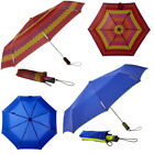 "2pk Totes Titan TRX Umbrellas 47"" Auto Open Close Scotch Guard Wind Resistant"