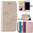 Strap Stand Flip Leather Wallet Cards Case For iPhone 5S 6 6S 7 Plus SE Tohch5/6