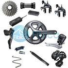 New 2017 Shimano Ultegra Di2 6870 Full Electronic Groupset Group set 50/34 53/39