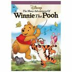 The Many Adventures of Winnie the Pooh (DVD, 2013)
