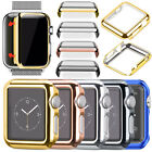 For Apple Watch Series 1/2/3 Full Body Slim Snap On Case Cover Protector Lot