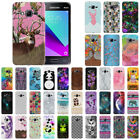 "For Samsung Galaxy J1 Mini Prime J106 4"" Design Hard Back Case Cover Protector"