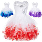 Teens Short/Mini Cocktail Party Homecoming DRESSES Formal Bridesmaid Prom Dress