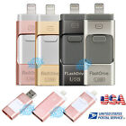 32 64 128GB  For iPhone 5 6 7 Android i Flash Drive USB OTG Device Memory Stick